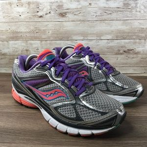 Saucony Guide 7 Wide Women's Running Shoe